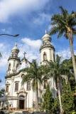 Onze Dame van de Kerk van Brazilië Royalty-vrije Stock Foto's