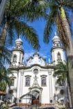 Onze Dame van de Kerk van Brazilië Stock Foto