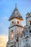 Onze Dame van Guadalupe kerk: Granada, Nicaragua royalty-vrije stock foto