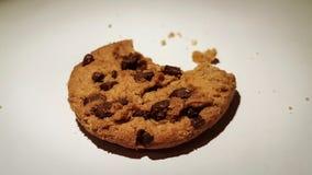 Onze favoriet - de koekjes van Maryland! Stock Fotografie