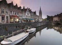 Onze-Lieve-Vrouw Brugge Стоковые Изображения RF