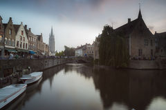 Onze-Lieve-Vrouw Brugge Стоковые Фотографии RF