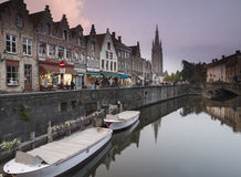 Onze-Lieve-Vrouw Brugge Royalty Free Stock Images