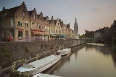 Onze-Lieve-Vrouw Brugge Stock Images
