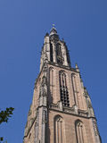 Onze Lieve Vrouwetoren in Amersfoort. The Netherlans Stock Photo