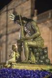 Onze Vader Jesus van nederigheid, Linares, Jaen provincie, Andalusia, Royalty-vrije Stock Foto