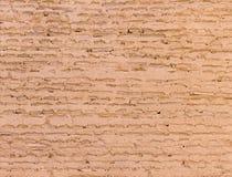 Onzorgvuldige Bakstenen muur Stock Foto's