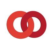 OO Icon Concept Royalty Free Stock Photos