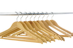 Ood coat hanger Stock Photos