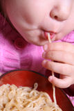 Oodles of Noodles Royalty Free Stock Image