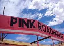 Oodnadatta Roadhouse Stock Images