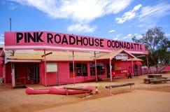 Oodnadatta Roadhouse Royalty Free Stock Photo