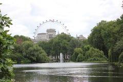 Oog van Londen stock foto's
