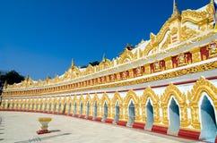 OoHminThoneSel Pagoda. Myanmar Stock Photos