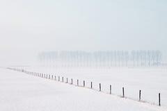 Ooij - die Niederlande Lizenzfreies Stockbild