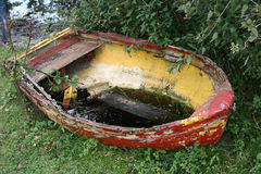 Oold boat Stock Photography