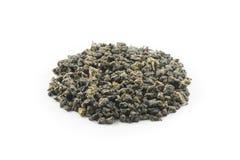 Oolong herbaciani liście zdjęcia royalty free
