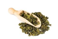 Oolong Herbaciany krawat GuanYin Zdjęcie Stock