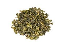 Oolong Herbaciany krawat GuanYin fotografia stock