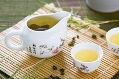 Oolong herbata Fotografia Stock