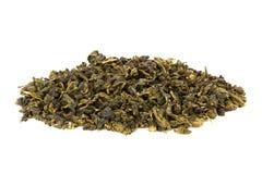 Oolong tea Arkivfoton