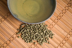 Oolong tea Royaltyfri Foto