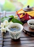 Oolong Tea Royalty Free Stock Photography