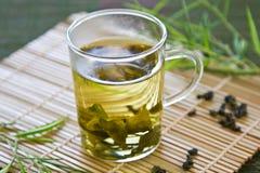 Oolong Tee stockfotos