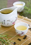 Oolong Tee Stockbild