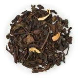 Oolong-Tee Orange Lizenzfreie Stockfotos