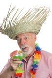 Ooooo - eine Margarita! Lizenzfreies Stockbild