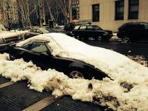 Ooops Ha dimenticato la mia automobile Immagine Stock Libera da Diritti