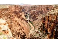OOPS! VOCÊ FALTOU a paisagem EUA dos E.U. o Arizona Foto de Stock