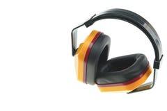 oorbeschermers stock afbeeldingen