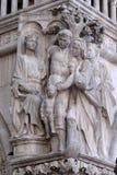 Oordeel van Solomon royalty-vrije stock afbeelding