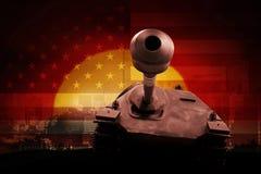 Oorlog Stock Foto
