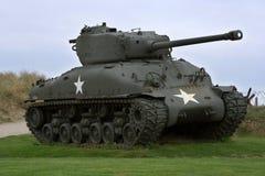 Oorlog van de wereld 2 Tank Royalty-vrije Stock Afbeeldingen