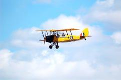 Oorlog van de wereld 2 vliegtuig stock foto's
