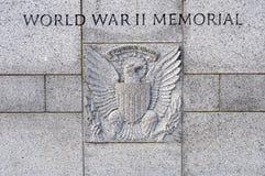 Oorlog van de wereld Twee Gedenkteken stock fotografie