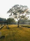 Oorlogsbegraafplaats â› ¼ stock foto