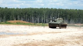 Oorlogsmachine Sprut BR stock video