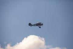 Oorlogsvliegtuig Royalty-vrije Stock Fotografie