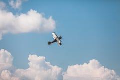Oorlogsvliegtuig Stock Afbeelding