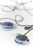 Oortelefoons royalty-vrije stock foto