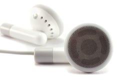 Oortelefoons royalty-vrije stock foto's