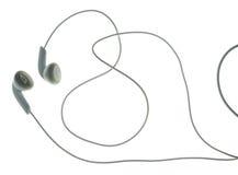 Oortelefoons Stock Foto