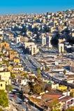Oost- Amman, Jordanië royalty-vrije stock afbeeldingen