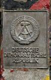 Oost-Duitsland Stock Afbeelding