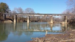 Oostanaula rzeka Obraz Stock