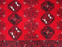 Oostelijk tapijt Stock Foto's